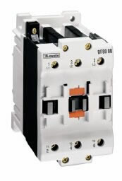 11BF500012060 Lovato Contactor, 3-Pole, 50 Amps, 120 Volts, 60HZ, AC3 Duty