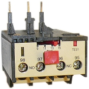 11RF905 Lovato Thermal Overload Relay 0.3-0.5 Amp for BG Type Contactors