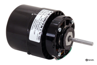 672B AO Smith 3-3/8 Inches Diameter 1/15HP 1550RPM 230V GE 11 Frame Replacement Motor