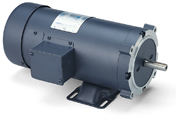 108092.00 Leeson Permanent Magnet DC Motor, 1.5 HP, 1750 RPM, 180 Volts DC, 56C Frame
