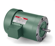121065.00 Leeson 2HP 3PH 1725RPM 230/460V 145TC TEFC w/o Base Wattsaver Motor