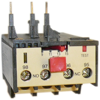 11RF915 Lovato Thermal Overload Relay 9-15 Amps for BG Type Contactors