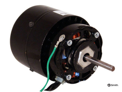 9665 AO Smith 3-3/8 Inches Diameter 1/15HP 1550RPM 230V GE 11 Frame Replacement Motor